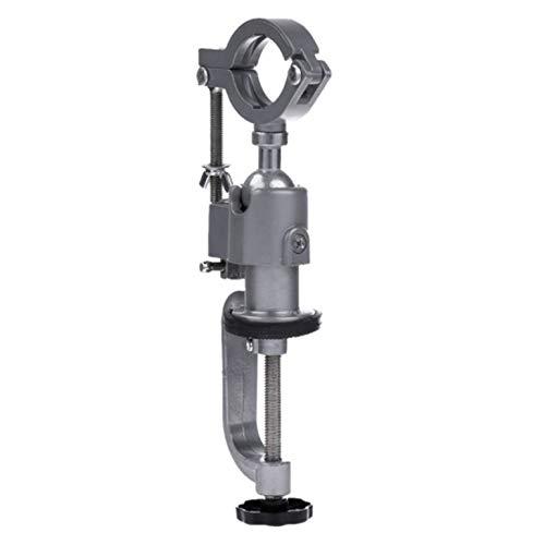 Amoladora eléctrica portable Taladro fijación de mesa de accesorios Soporte universal