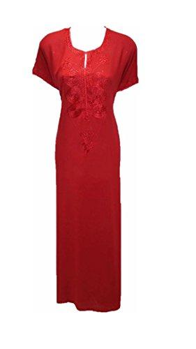 maroc rouge robe dubai gandoura orientale nHZw4q0g