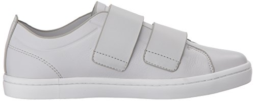 amazing price for sale discount low shipping fee Lacoste Women's Straightset Strap 118 1 Caw Sneaker Light Grey/White outlet fake cheap cost Xr7ik