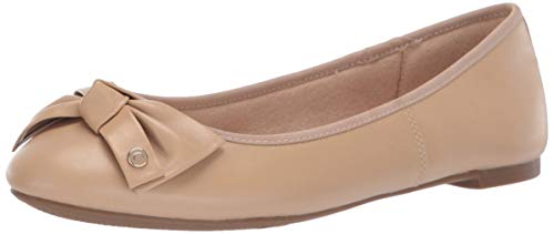 Circus by Sam Edelman Women's Connie Ballet Flat, Classic Nude, 9.5