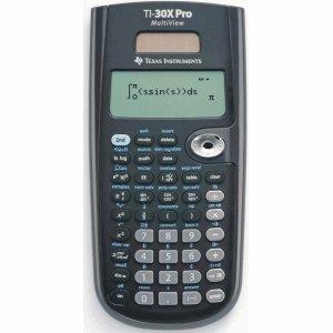Texas Instruments Taschenrechner TI-30 X Pro MultiView wissenschaftlich