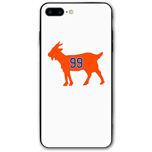 - iPhone 8 Plus Case Edmonton Gretzky Goat Ultra-Thin Back Case Drop Proof Design Printed Pattern Silicone Bumper Case for Apple iPhone 7/8 Plus