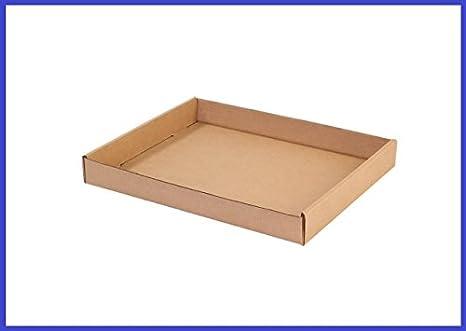 Amazon.com: boxyeah 50 Pack – Kraft cartón ondulado ...