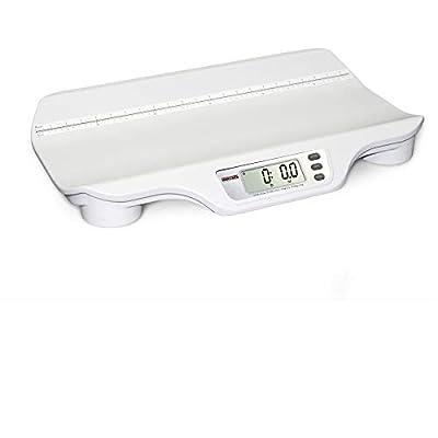 Rice Lake, RL-DBS-2, Dual Range Digital Pediatric Scale, 44 lb x 0.5 oz