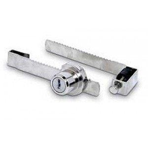 ESP Universal Ratchet Showcase Lock 15RL-201 by ESP