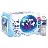 Nestle Pure Life Purified Water, 16.9 fl