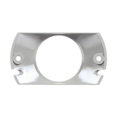 Truck-Lite 10725 10 Series Gray Deflector Mount: Automotive