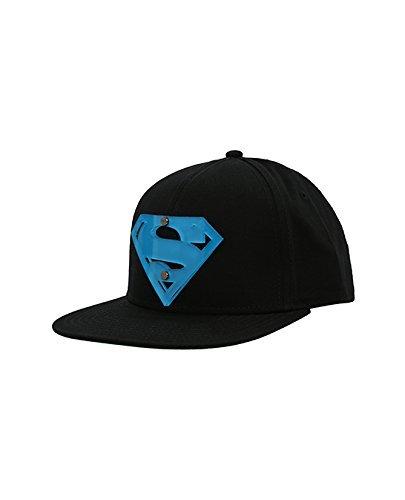 67d93e5b991 Buy Superman Men s Cotton Cap (8903346738229