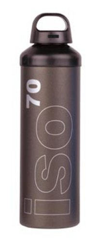 Laken ISO 70 Insulated Water Bottle,Titanium