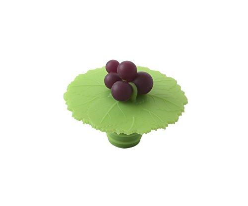 Charles Viancin Grape Leaf Bottle Stopper
