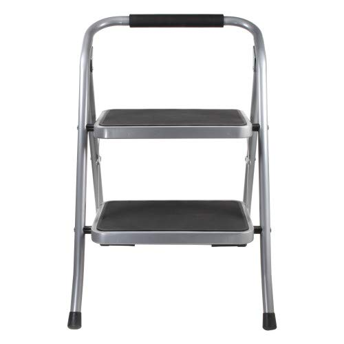 Helping Hand 2-Step Stool with Foam Grip Handle
