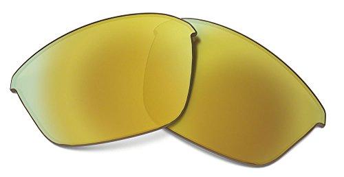 Oakley Half Jacket 2.0 Replacement Lenses 24K - Parts Oakley Replacement Half Jacket