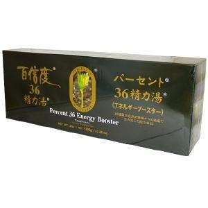 Ashitaba Percent 36 Energy Booster Cereal Powder - 30g x 40 (1200g / 42.26 oz)