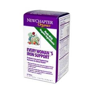 Nouveau soutien Chapitre des Iron Chaque femme, 60 comprimés