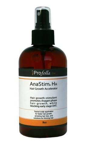 ProFolla AnaStim Ha Follicle Stimulator ~ Topical Hair Growth Follicle Stimulator ~ Promotes New Healthy Hair Growt