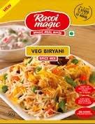 Rasoi Magic Veg Biryani - 50 Gms, Yellow