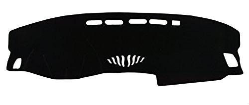 - AutofitPro Custom Fit Dashboard Black Center Console Cover Dash Mat Protector Sunshield Cover for 2018 2019 Honda Accord Sedan