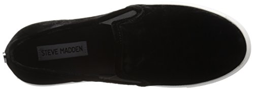Velvet Mujer Steve Zapatillas Para Black Ecentrcq Madden zwvxqxHSp