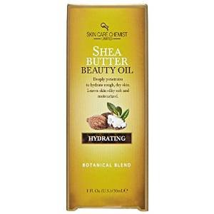 Skin Care Chemist Hydrating Shea Butter Beauty Oil from Skin Care Chemist