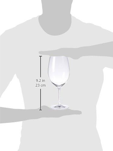 Riedel VINUM Bordeaux/Merlot/Cabernet Wine Glasses, Pay for 6 get 8 by Riedel (Image #7)