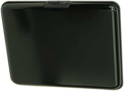 New Aluminum Credit Card Wallet - RFID Blocking Case - A200167