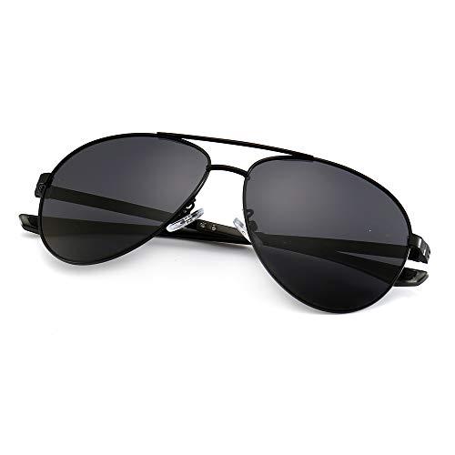 3d64527a8e6 SUNGAIT Aviator Sunglasses Polarized Sun Glasses for Men Women