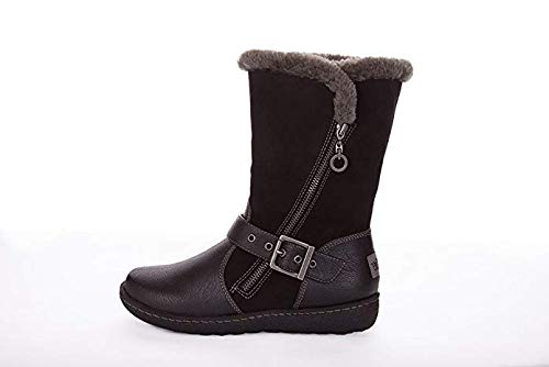 Poppy Pixie Boots Poppy Ladies Pixie Poppy Charcoal Ladies Charcoal Pixie Boots Ladies OwBC8Cq