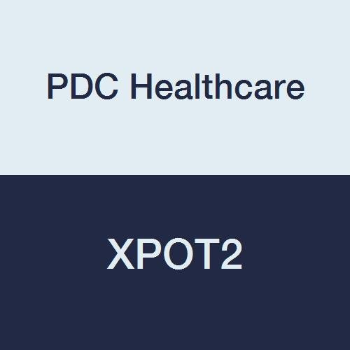 PDC Healthcare XPOT2 Negative Preserver, Open Top with Black Print, 32# Brownkraft, 14-1/2 x 17-1/2 (Pack of 250)