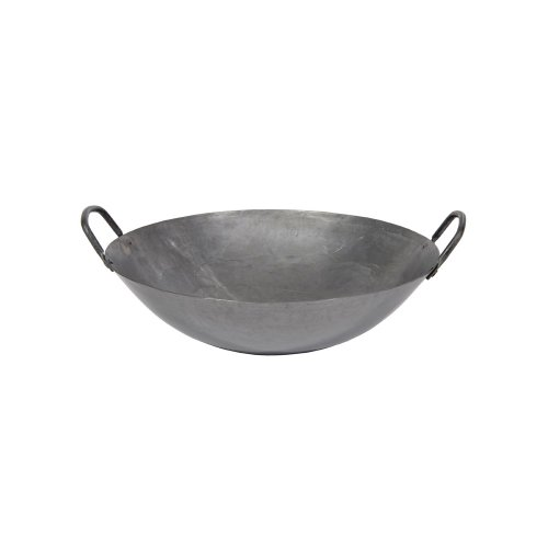 (Town Food Service 14 Inch Steel Cantonese Style Wok)
