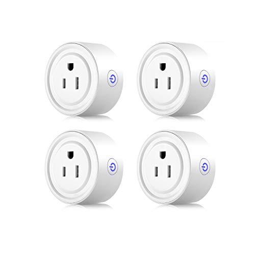 Smart Plug 2 Pack Wi