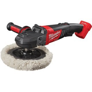 M18 FUEL Cordless Rotary Polisher - Bare Tools - ( MILWAUKEE ) by Milwaukee
