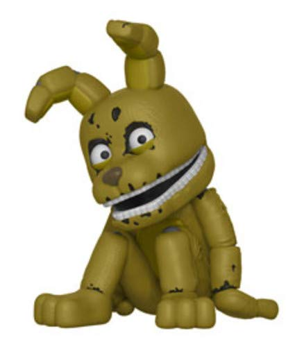 Five Nights at Freddys Toy Chica Collectible Figure Five Nights at Freddy/'s Toy Chica Collectible Figure 30495 Accessory Toys /& Games Multicolor Funko Vinyl Figure Funko Vinyl Figure