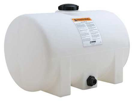 (SNYDER INDUSTRIES 1060000N95004 Storage Tank, Horizontal Leg, 60 Gal.)