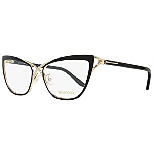 Tom Ford TF5272 Butterfly Metal Eyeglasses FT5272