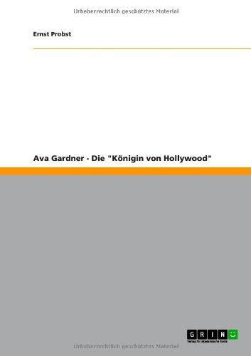 Ava Gardner - Die