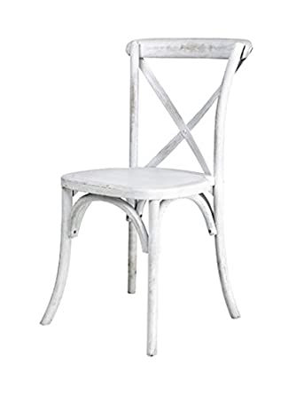 Wonderful CSP Events W 700 WW X02u0026quot;Sonomau0026quot; Cross Back Dining Chair,