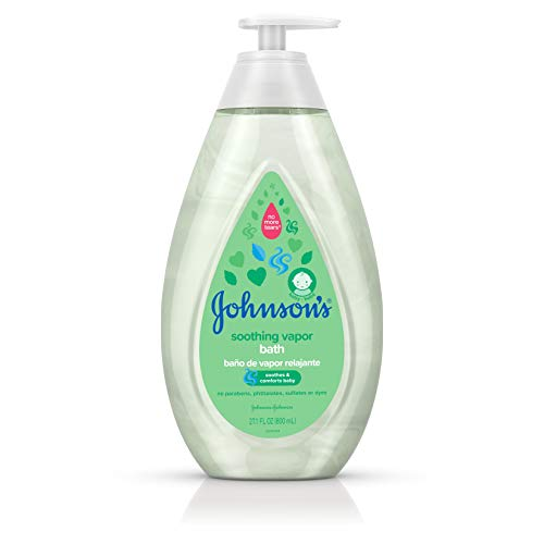 Johnson's Baby Soothing Vapor