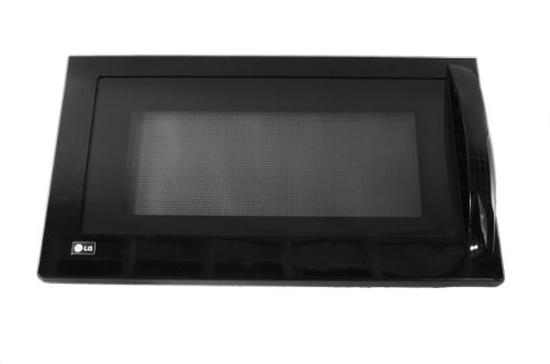 LG Electronics ADC49436905 Microwave Oven Door, Black (Microwave Oven Doors compare prices)