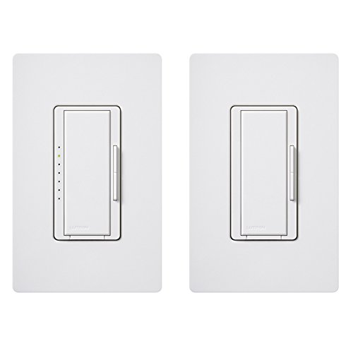 Lutron Maestro 1.25-Amp White Digital Dimmer ()