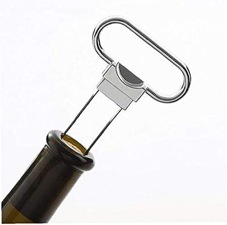 Case&Cover 1pcs De Cocina Vino Portátil Abridores De Botellas del Tirador del Corcho del Sacacorchos con La Cubierta Gadget La Barra De Herramientas