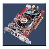 256MB ATI Radeon X800XT DDR DVI VGA TV-Out PCI-E x16 K3856