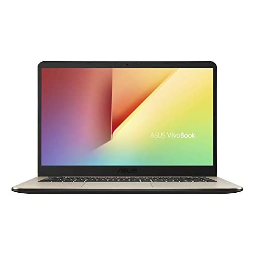 "ASUS VivoBook 15 R505ZA-BR675 - Portátil de 15.6"" HD (AMD Ryzen 5 2500U, 8GB RAM, 256GB SSD, AMD Radeon Vega 8, sin sistema operativo) Metal Oro - Teclado QWERTY Español 1"