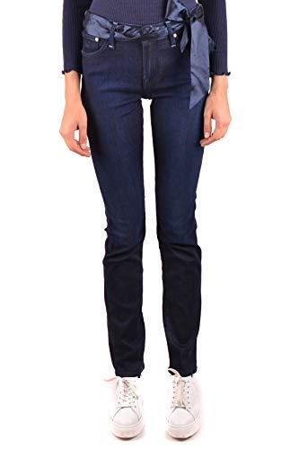 Bleu Jacob Jeans Coton MCBI160450O Cohen Femme t60wqTP