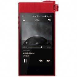 IRIVER Astell & Kern AK100II Type-S Red Hot [AK100II-64GB-RED-J] [hi-res sound source corresponding portable Hi-Fi audio player] [quantity Limited color](Japan limited (Iriver Astell&kern Ak240)