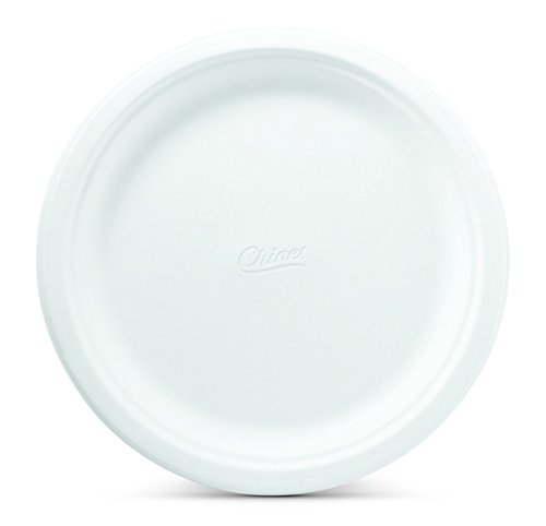 Chinet 10 3/8 Dinner Plate 100-count Box by Chinet (Image #1)