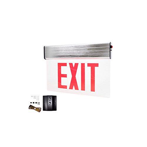 Led Exit Light Kit in US - 8