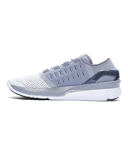 Under Armour Kvinders Ua Speedform Apollo 2 Hvid / Stål / Stål FXibA2JM1