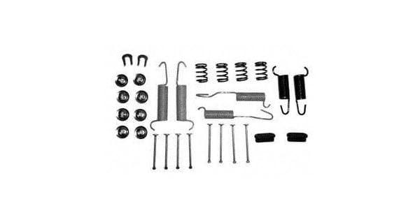 Brake Hardware Kit H7129 Raybestos