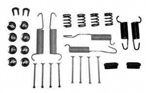 Raybestos H7129 Professional Grade Drum Brake Hardware Kit