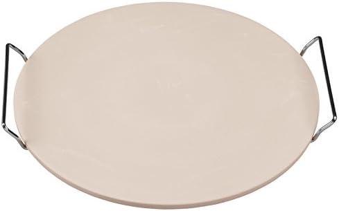 Wilton Perfect Results Ceramic Pizza Stone, 15-Inch - Ceramic Baking Stone